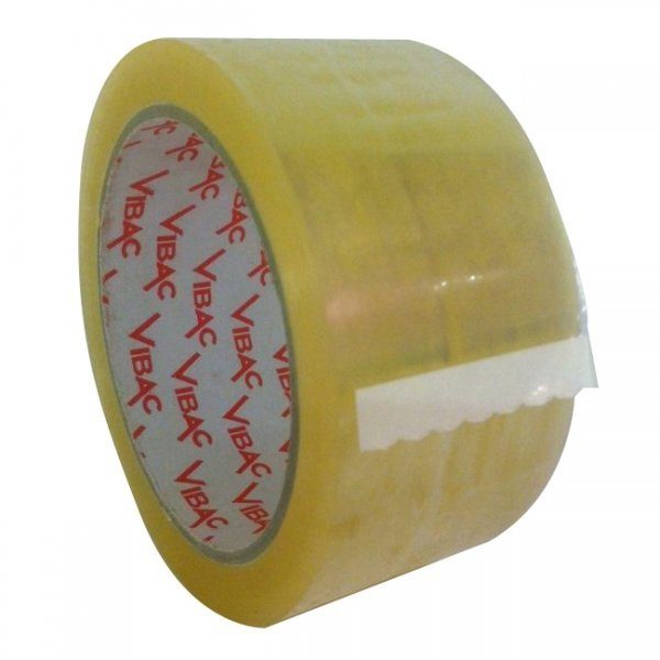 2 inch clear tape