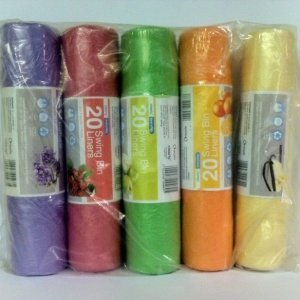 scented swing bin liners