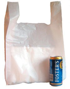 Jumbo Off Licence Carrier Bag