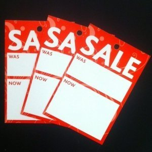 Sale Swing Tickets
